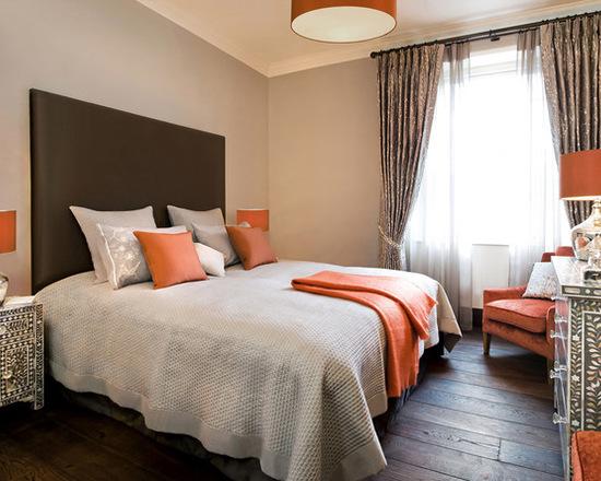 дизайн текстиля в спальне