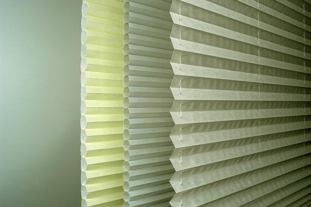гофрированные жалюзи на окна