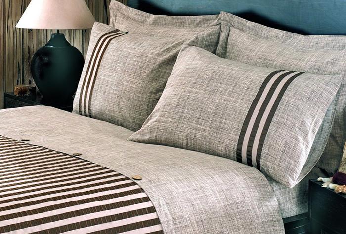 Комплект постельного белья из льна