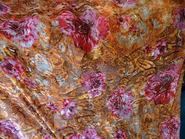 ткань панбархат - разновидность бархата