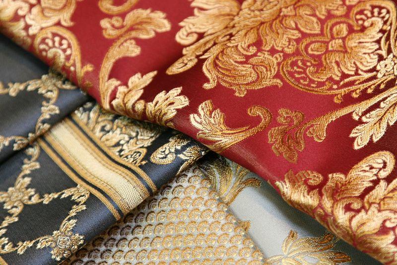 виды ткани жаккард