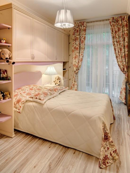 шторы и текстиль в детской комнате
