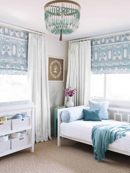 Выбираем шторы в спальню - виды, цвет, дизайн