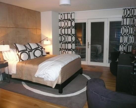 фото штор для спальни