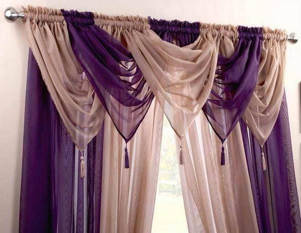 ткань вуаль для штор