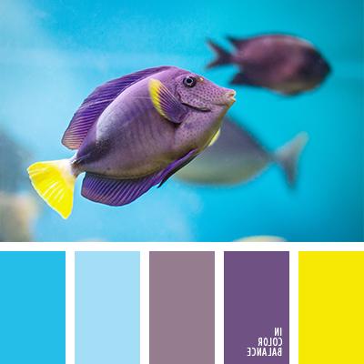 цветовая палитра сочетания голубого цвета и его оттенков с остальными цветами