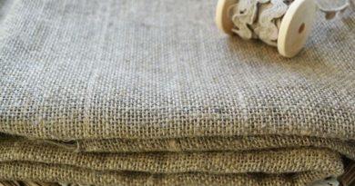 мешковина - свойства ткани