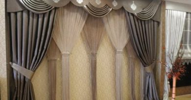 как красиво задрапировать шторы