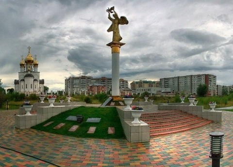 город Абакан