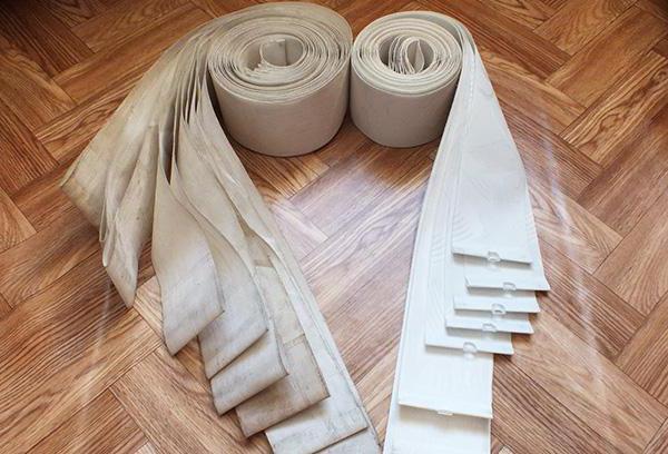 как стирать тканевые жалюзи