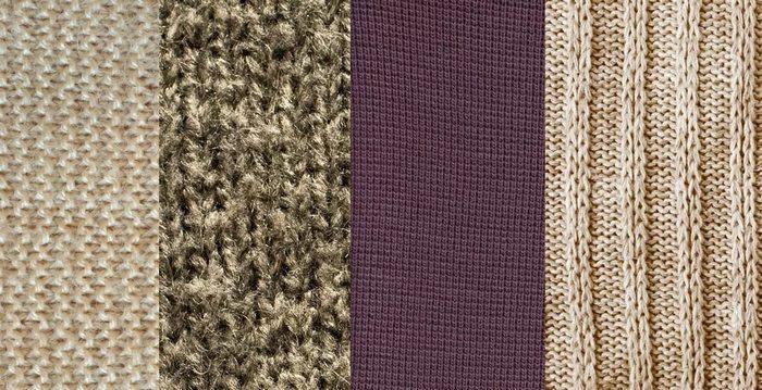 Разновидности тканей из шерсти