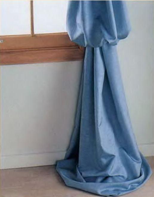 драпировка в форме епископского рукава