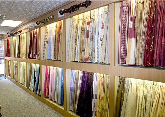 как выбрать ткань для штор