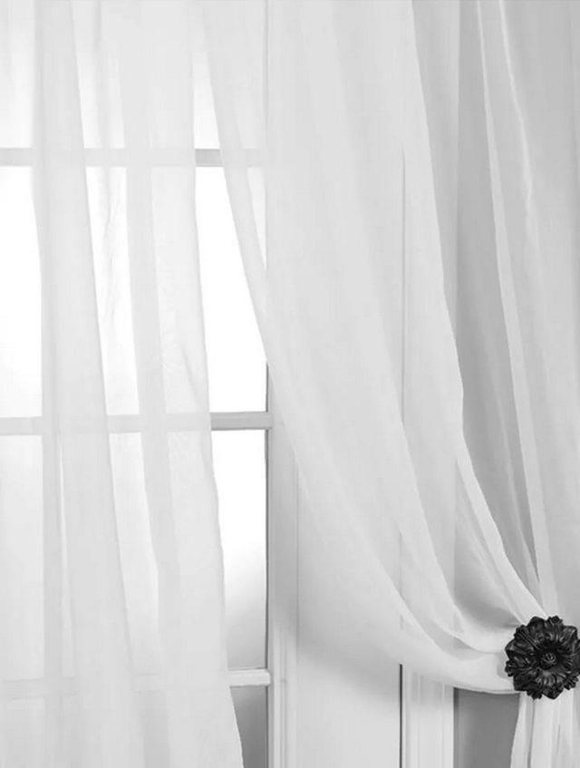 ткань вуаль для тюля
