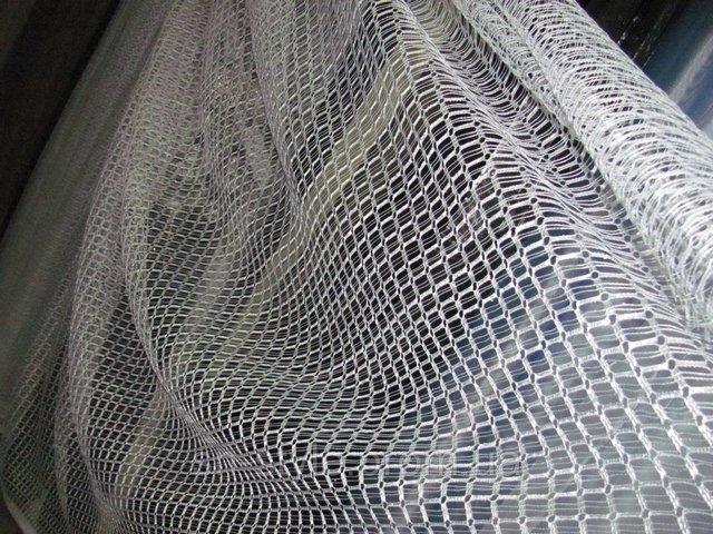сетчатый тюль