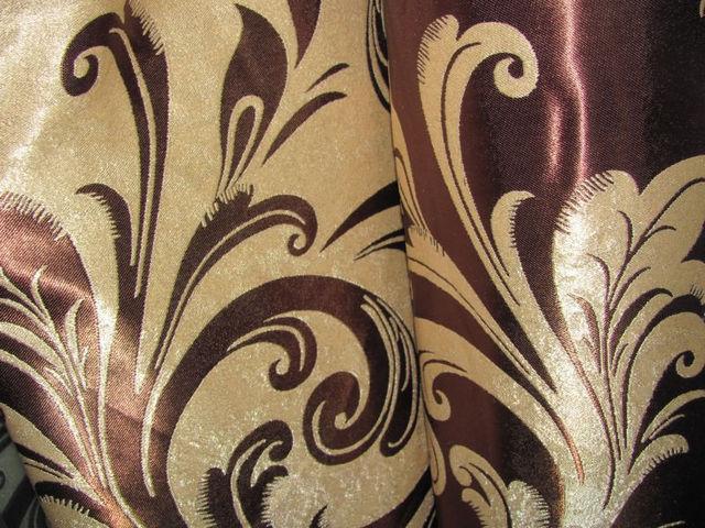 двухслойная ткань для штор