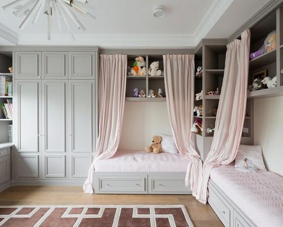 полог-карниз для кровати