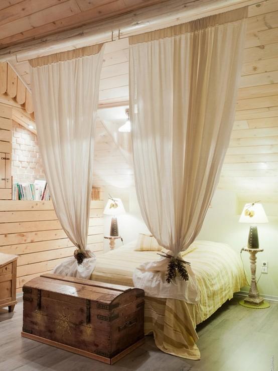 планка-полог для кровати