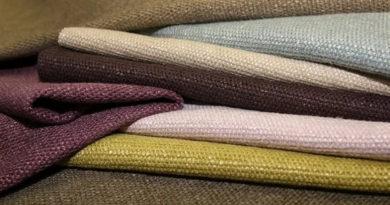 виды ткани рогожка