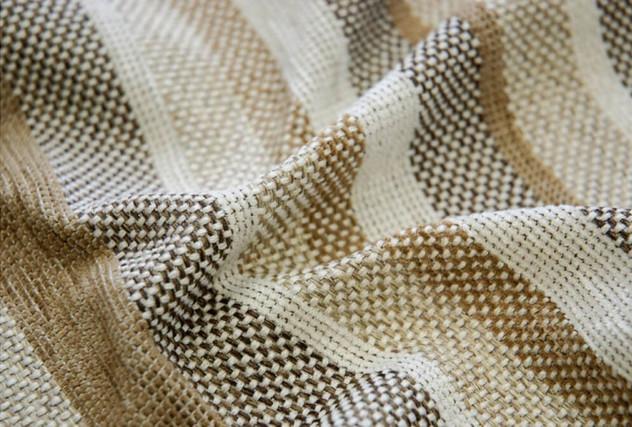 ткань рогожка с добавлением льна