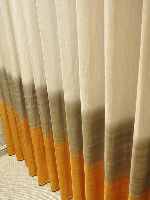 ткань омбре для штор