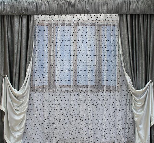 двухстронние шторы