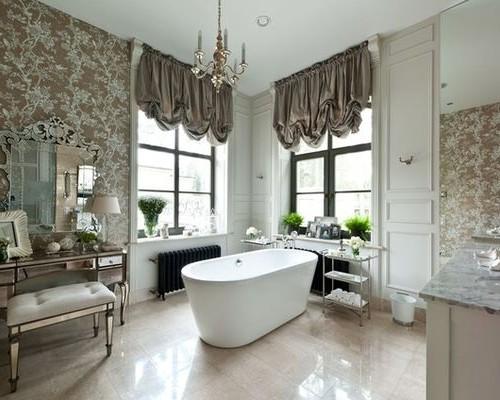 подъемная австрийская шторв в ванной
