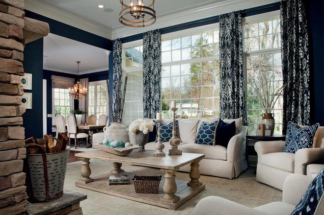 одинаковая ткань для штор и обивки мебели