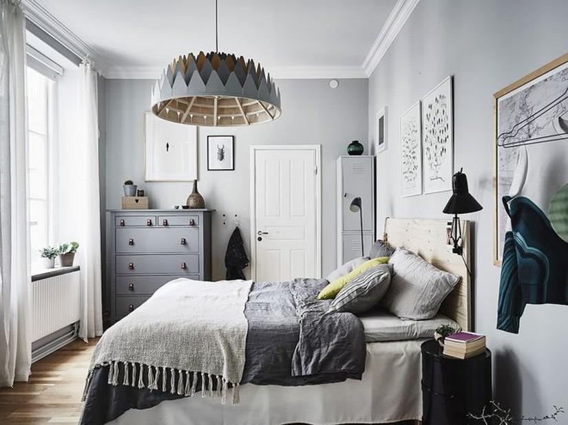 главный цвет в спальне