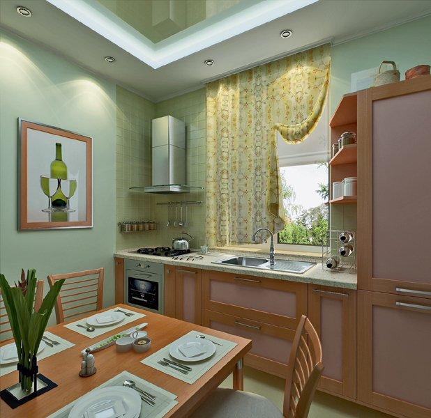 ламберкены для кухни